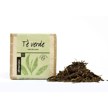 Tè verde sfuso in cestino 50g
