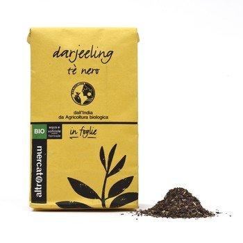 Darjeeling tè nero in foglie BIO 50g