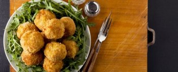We love arancini di riso: scopri