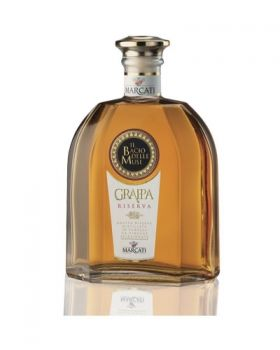 Grappa Riserva LImited Edition in wooden box