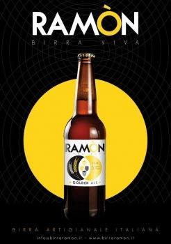 Birra Ramon - Golden Ale 33 cl