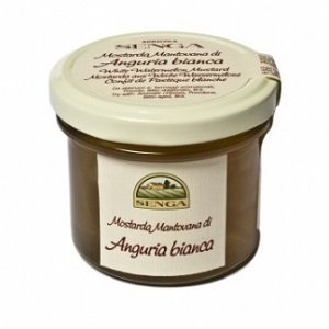 Mostarda all'anguria bianca 120g