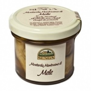 Mostarda mantovana alle mele 120g prezzo e vendita online for Mostarda di mele mantovana