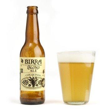 Birra alla Quinoa Blond Ale BIO senza glutine