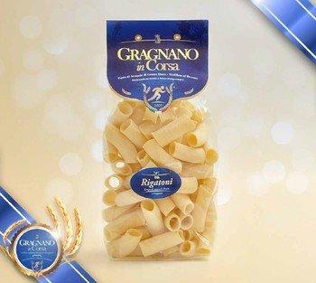 Rigatoni maxi di semola di grano duro di Gragnano