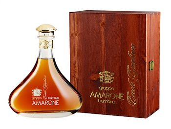 Grappa di Amarone in wooden box