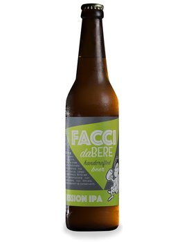 Session IPA birra artigianale 500ml