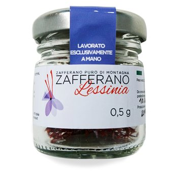 Zafferano in pistilli 0,5g