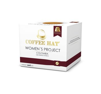 Caffè Women's Project Colombia 100% Arabica 10 capsule
