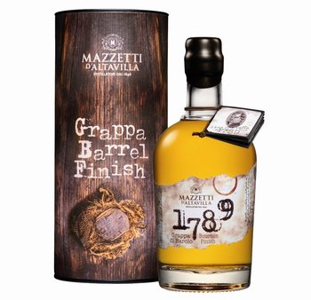 Grappa di Barolo 1789 Bourbon Cask Finish 500 ml
