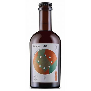 0Diciotto Grana 40 Helles 750ml