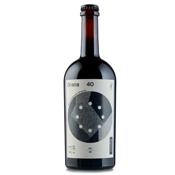 Super Cut Grana 40 Black IPA 750ml