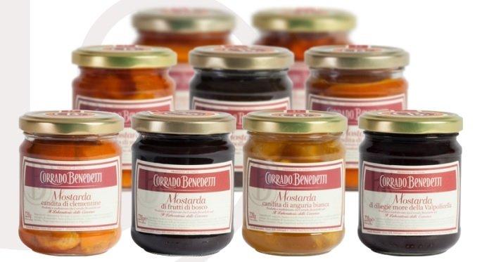Mostarda candita di mele campanine 220g prezzo e vendita for Mostarda di mele mantovana